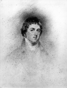 by William Lane, chalk, circa 1798