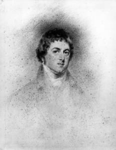 by William Lane, chalk, circa 1798