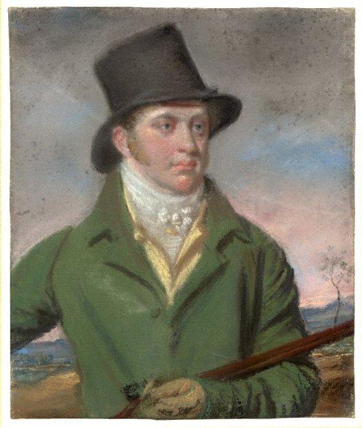 John Rubens Smith, Robert Dighton, 1811